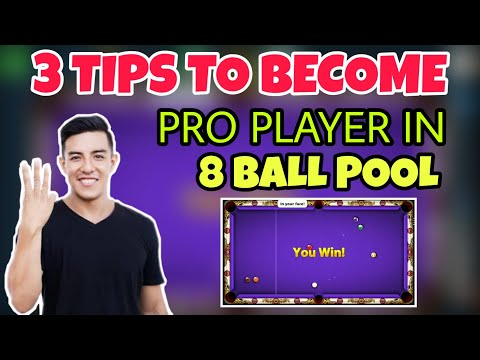 How To Become Pro Player In 8 Ball Pool |3 Tips Easily Become Pro In 8 Ball Pool | Pro 8 Ball Pool |