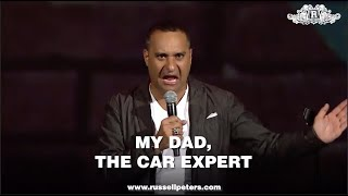 My Dad, The Car Expert | Russell Peters
