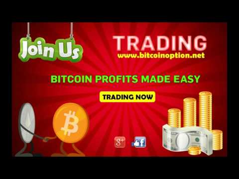 Bitcoin Brokers - Bitcoin Trading with Binary Options