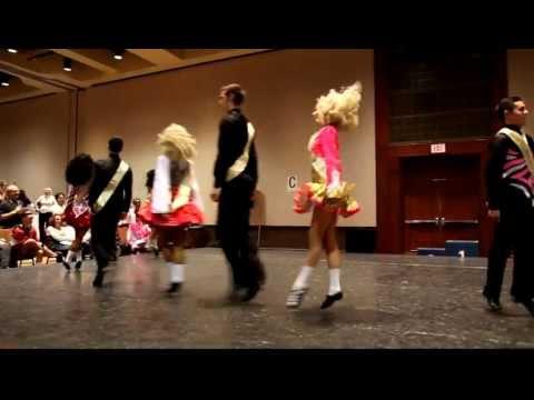 2012 Western Canadian Regional Irish Dance Oireachtas - Parade of Champions