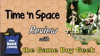 Time 'n Space review - with the Game Boy Geek