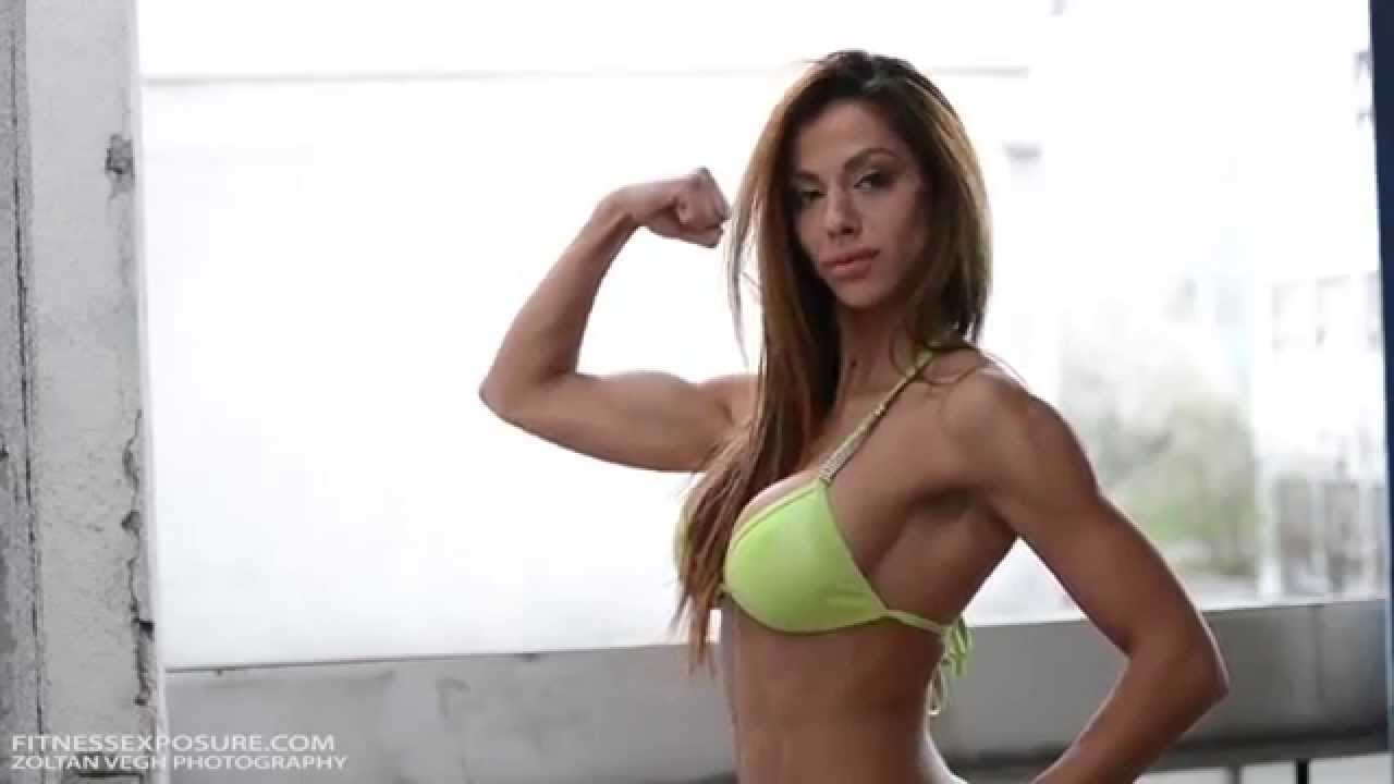 hardbody fitness model petra szabo   youtube