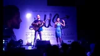 Us the Duo - Missin' You Like Crazy (live in Kuala Lumpur)