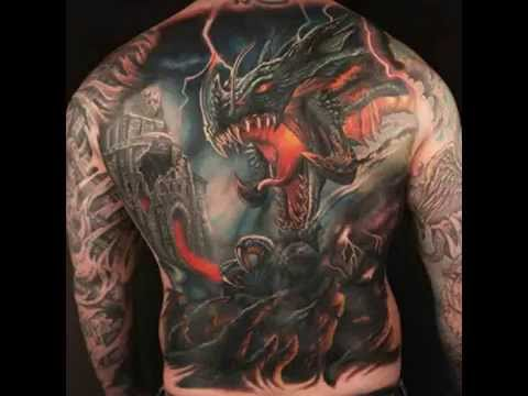 Best 3d Tattoos Ever Youtube border=