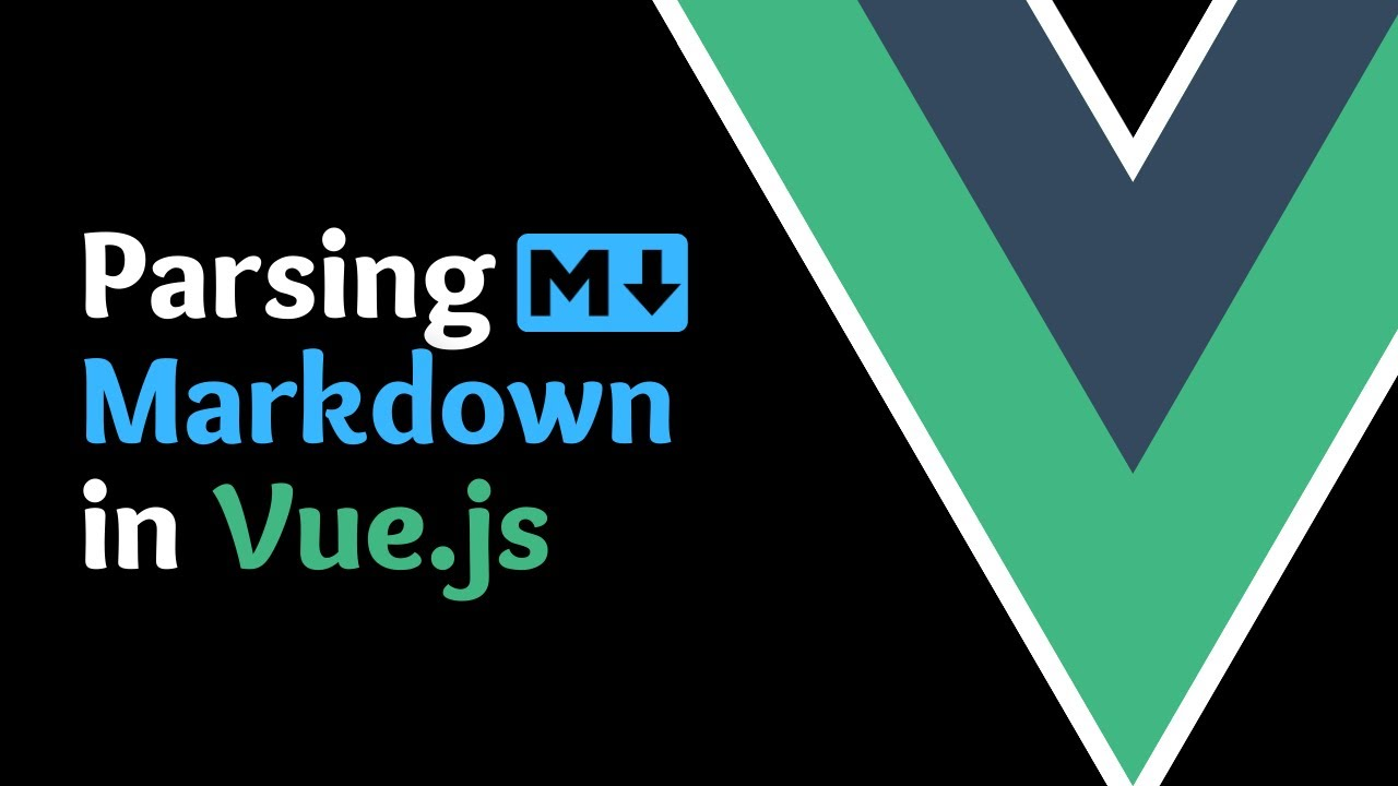 Parsing Markdown in Vue with the Marked Library [Basics of Vue.js]