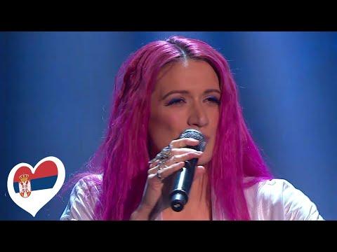 Beovizija 2019: Da li čuješ moj glas - Sashka Janx / Live (Polufinale 1)