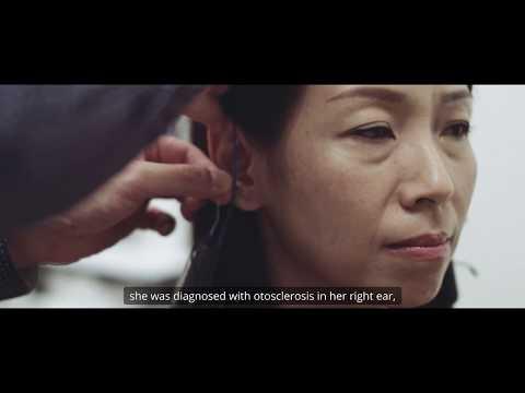 My Audiologist, My Listening Ear