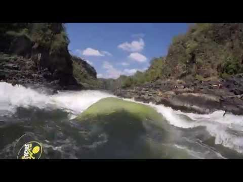 GoPro: Whitewater Kayaking down the Zambezi River