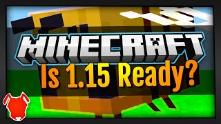 Minecraft 1.15 Releases TODAY! Is It Ready? 🤔