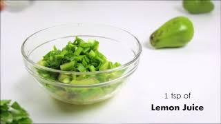 Easy Cooking Recipes-Avocado Eggs Salad