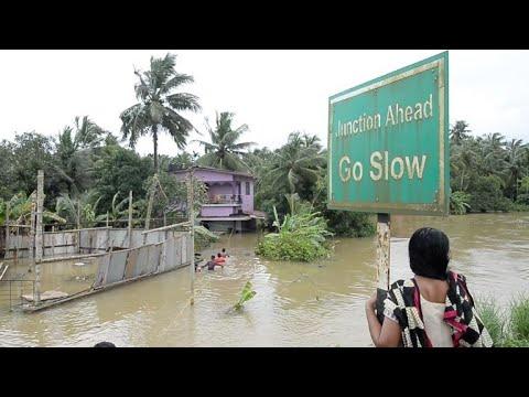 afpes: Diez días de inundaciones en India causan 324 muertos
