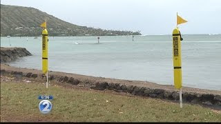 Rescue tubes spread across the islands to Oahu