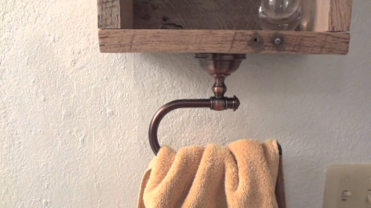 hand towel holder ideas. Contemporary Holder DIY  How To Make A Pallet Hand Towel Holder Intended Ideas R