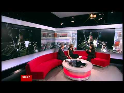 Jean Michel Jarre promo interview BBC Breakfast 31 aug 2010