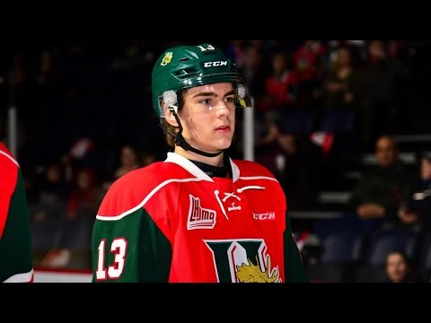 Nico Hischier Highlights [HD]