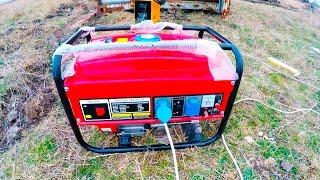 видео Сварочные бензиновые генераторы