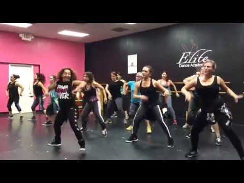"OH MAMA""""by Pitbull Zumba Style with Zumba Marta!!"
