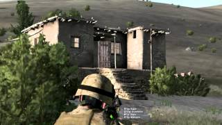 Gambler 1-1 Search and Destroy Weapons Cache - Arma 2 Operation Arrowhead Co-op Gameplay