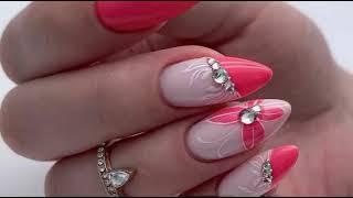 Дизайн ногтей 2021 актуальные идеи маникюра на лето Best manicure design nail art 2021