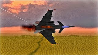 Top Gun: Fire At Will! PS1 プレイ # 31 [Ending]