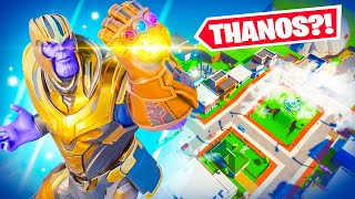 THANOS IS BACK IN FORTNITE!?!