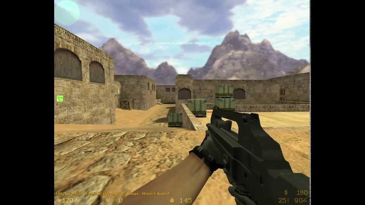 counter strike 1.6  with patch