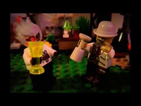 Лего-мультфильм Виктор Франкенштейн 2. Смерть доктора (Серия LEGO Monster Fighters)