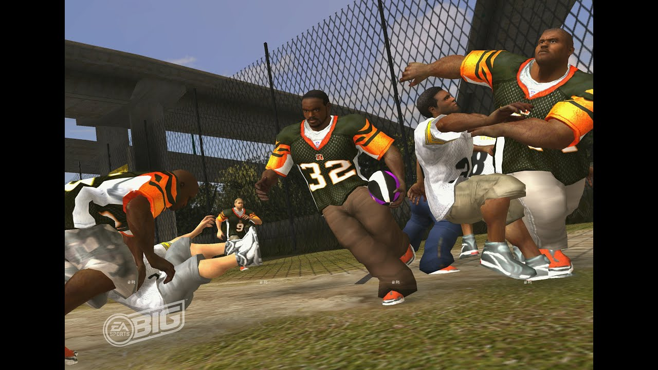 NFL Street 3 Gameplay Playstation 2  YouTube