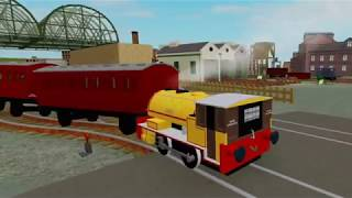 Roblox: Thomas and Friends Crashes 10
