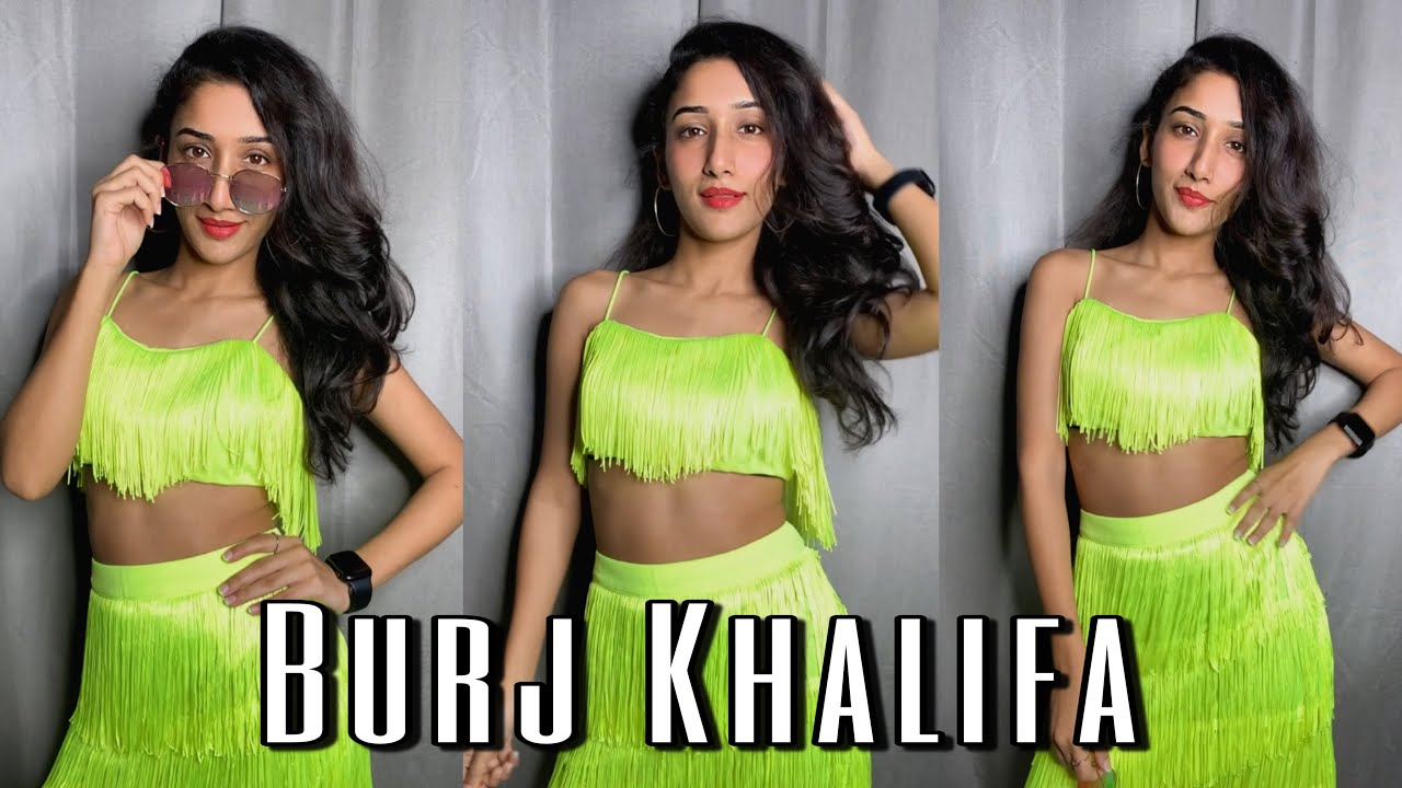 Burj Khalifa - Dance Video | Akshay Kumar ,Kiara Advani | Laxmi Bomb | Muskan Kalra | YouTube Shorts
