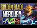 Download mp3 SMITE Conquest | Mercury Jungle - Golden Blade META! for free