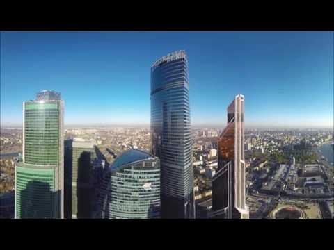 Башня Федерация в формате 360