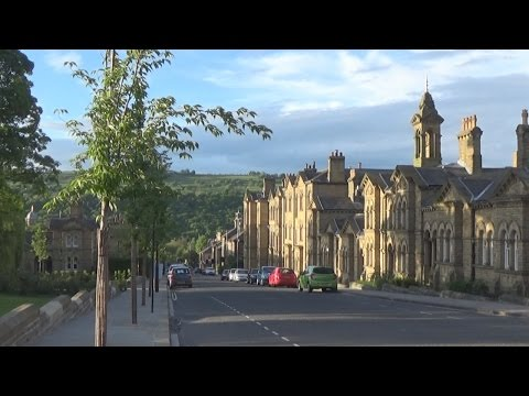 Saltaire 2016, England