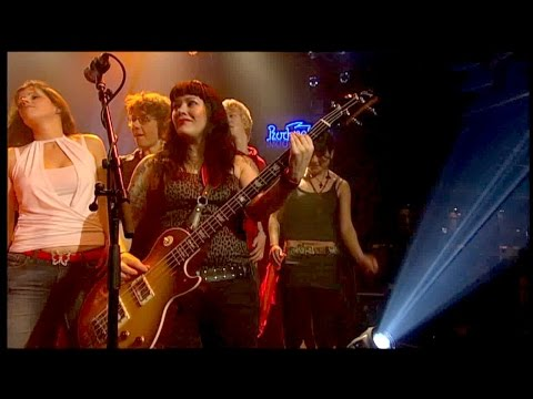 Tito & Tarantula - After Dark [live at Rockpalast 2008] HD