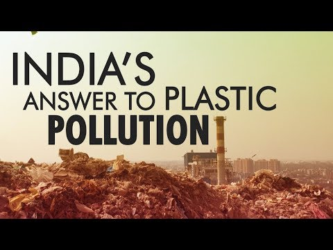 How bio-degradable products could be India's answer to beat plastic pollution