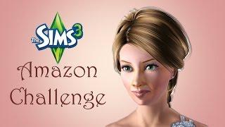 Sims 3 Amazon Challenge Pt29: Steak Tartare