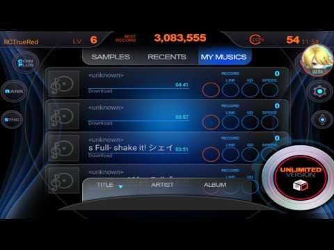 Beat MP3 - Shake it! -Hatsune Miku and Kagamine Rin and Len