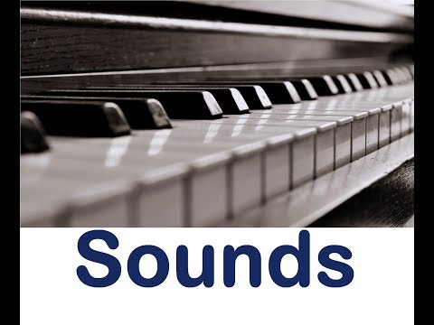 Sad Piano Sound Effects All Sounds
