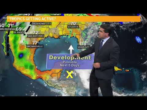 First Alert: Tuesday morning weather