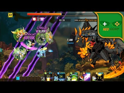 Dragon RPG: Dragon Village M (Android APK) (English) - Role Playing Gameplay Chapter 1 + Summon X 10