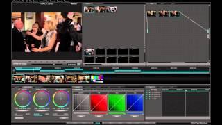 Tutor 01 07  Видеоурок по работе в DaVinci Resolve, приёмы цветокоррекции.