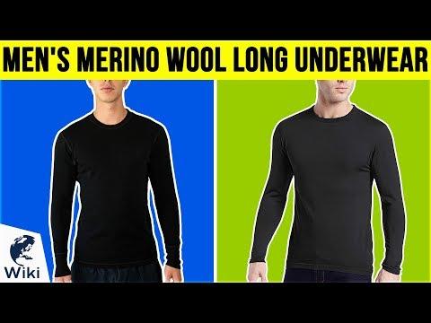 b8e0fd73ed7925 Top 7 Men's Merino Wool Long Underwear of 2019 | Video Review