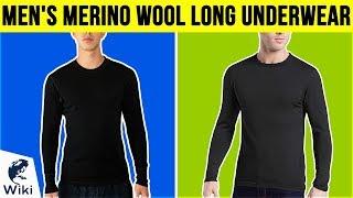 7 Best Men's Merino Wool Long Underwear 2018