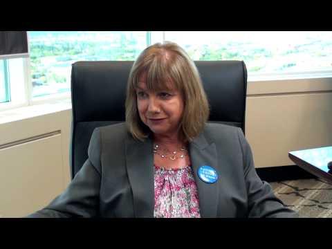 Karen Leibovici for Mayor Interview Edmonton, Alberta