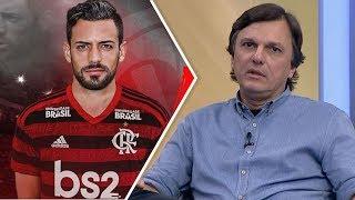 Quem é Pablo Marí, novo zagueiro do Flamengo? Mauro Cezar analisa