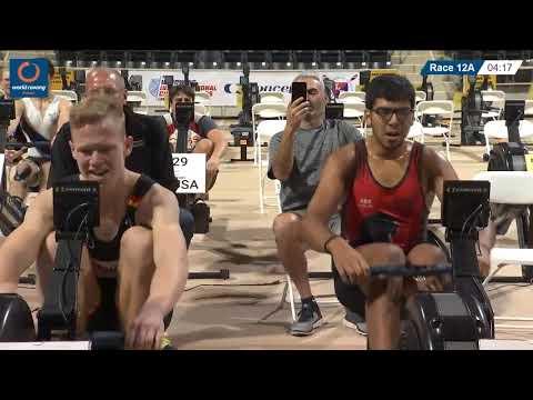 2019 World Rowing Indoor Championships: MU19