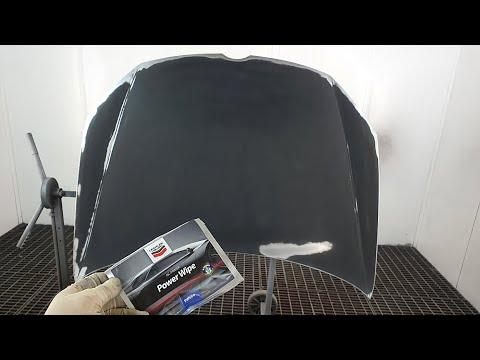 Painting Car | Taiwan Details Quick Paint Technique | Покраска авто  Техника быстрой покраски / Sata
