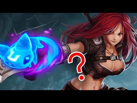 SUMMON AERY AP KATARINA? DEADLY OP POKE