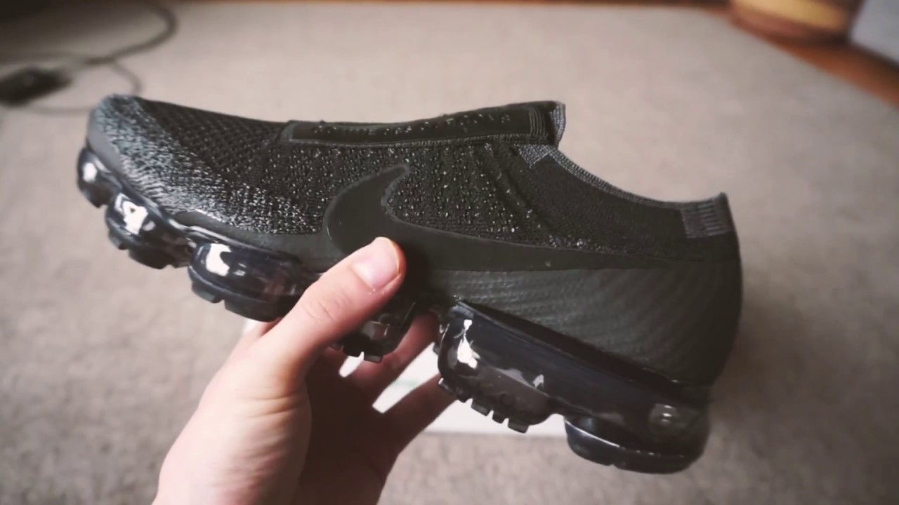 Nike Air VaporMax Black Anthracite