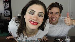 Boyfriend makeup tutorial